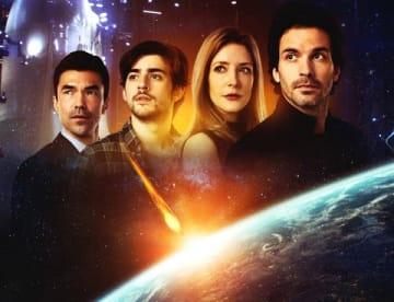 海外ドラマ「サルベーション2-地球の終焉-」のビジュアル (C)MMXVIII CBS Broadcasting Inc. All Rights Reserved.