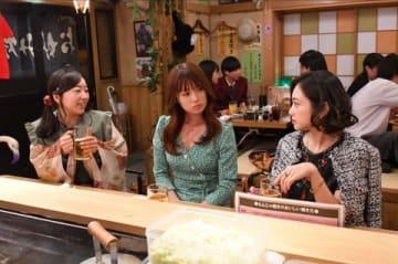 連続ドラマ「初めて恋をした日に読む話」第5話の一場面=TBS提供