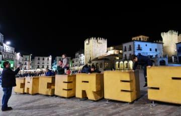 国境の町、スペイン·カセレスを訪ねて