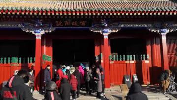 瀋陽故宮での年越し 楽しみながら伝統文化を学ぶ