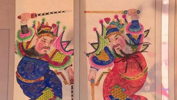 伝統保護と観光振興が進む 綿竹市年画村