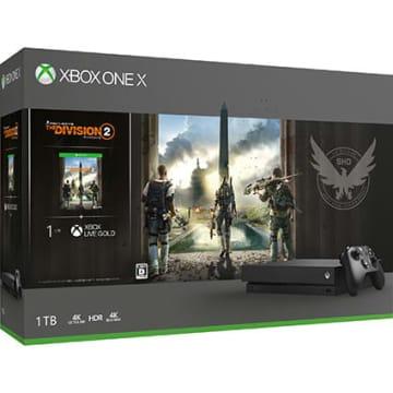 『ディビジョン2』同梱のXbox One X/Sが数量限定で3月15日より発売決定