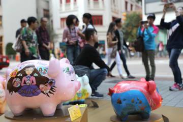 二大クロスボーダー·プロジェクト、香港の新春市場に活力