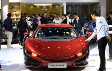 自動車メーカー、1月に好調なスタートを切る 今年の市場見通しは楽観的