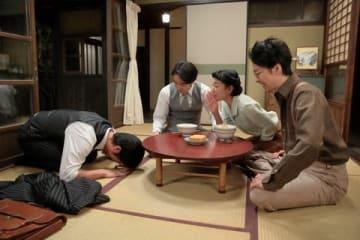 NHK連続テレビ小説「まんぷく」第113回の一場面(C)NHK