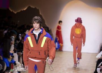 中国ブランド「李寧」、NYファッションウイークに登場