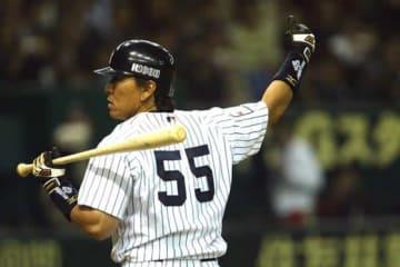 2004年にヤンキースの一員として日本での開幕戦に臨んだ松井秀喜氏【写真:Getty Images】