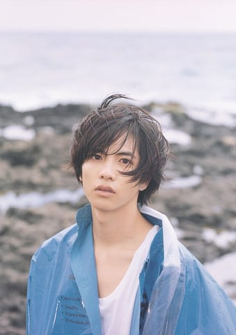 志尊淳さんの写真集「23」の表紙