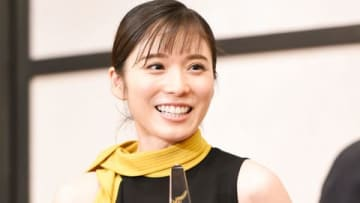 「2019年 エランドール賞」の授賞式に出席した松岡茉優さん