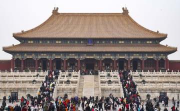春節連休期間、北京市の観光客数は延べ811万7千人