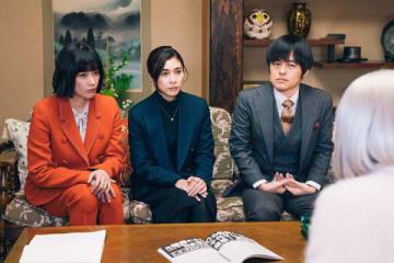 連続ドラマ「スキャンダル専門弁護士 QUEEN」第6話のシーンカット=フジテレビ提供