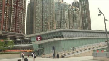 広深港高速鉄道と港珠澳大橋 香港の春節商戦の追い風に