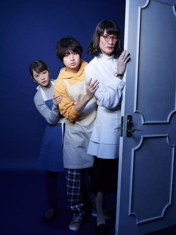 4月スタートの連続ドラマ「家政夫のミタゾノ」のビジュアル=テレビ朝日提供