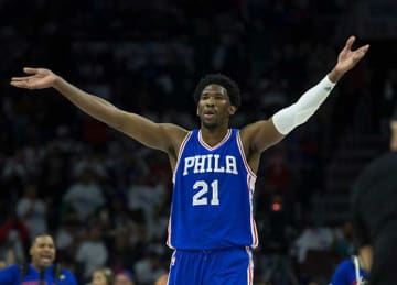 Joel Embiid Leads 76ers to Win vs Net with Career-high 33 Points