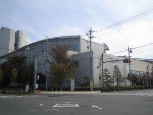 静岡文化芸術大学(Lombroso [Public domain], from Wikimedia Commons)