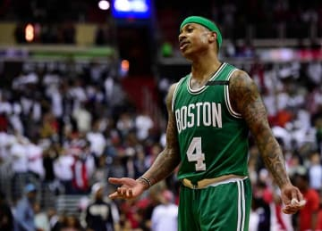 Isaiah Thomas blames refs, teammates for Celtics' Game 4 Loss to Wizards
