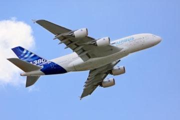 エアバスA380 (c) 123rf