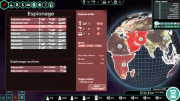 サイバーパンクシム『Spinnortality | cyberpunk management sim』「サイバーパンクの本質を突く作品にしようと決めました」【注目インディーミニ問答】
