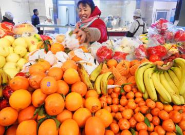 中国の1月CPIは1·7%上昇 国家統計局