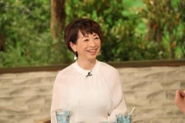 16日に放送されるトーク番組「サワコの朝」に出演する阿川佐和子さん=MBS提供