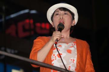 福島瑞穂氏(2011年撮影)