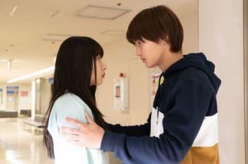 連続ドラマ「僕の初恋をキミに捧ぐ」第5話の一場面=テレビ朝日提供