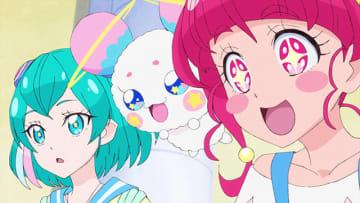 『スター☆トゥインクルプリキュア』第3話「プリキュア解散!?スタープリンセスの力を探せ☆」(C)ABC-A・東映アニメーション