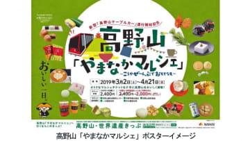 高野山ケーブルカー 新型車両運行開始記念キャンペーン