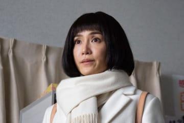 連続ドラマ「絶対正義」の第3話のシーンカット=東海テレビ提供