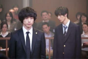 連続ドラマ「イノセンス 冤罪弁護士」第5話のシーン=日本テレビ提供