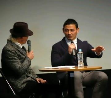 五郎丸が九州国立博物館でトークショー W杯イヤーに異色コラボの理由