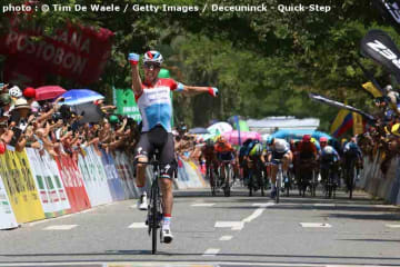 (photo : © Tim De Waele / Getty Images / Deceuninck - Quick-Step Cycling Team)