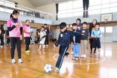 早島でパラ競技紹介のイベント