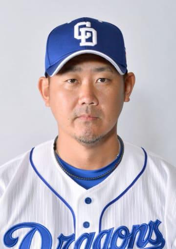 中日の松坂大輔投手