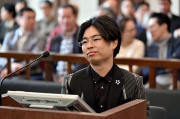 連続ドラマ「グッドワイフ」の第7話にゲスト出演する浜野謙太さん =TBS提供