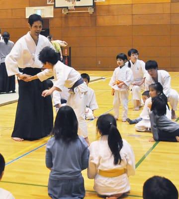 「第7回とつか武道フェスティバル」初心者向け体験教室も