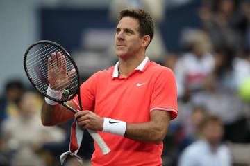 デル ポトロが約4ヵ月ぶりにツアー復帰。初戦で西岡と激突[ATP250 デルレイビーチ]