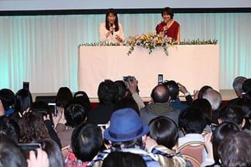 木村文乃さん「包容力ある米」 富山で富富富感謝祭