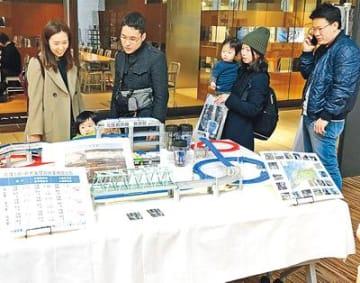 全線開業を大阪でアピール 北陸新幹線建設促進同盟会
