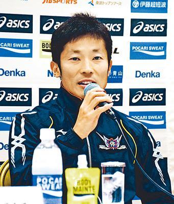 競歩谷井「最後まで全力を」 日本選手権20キロ きょう引退レース