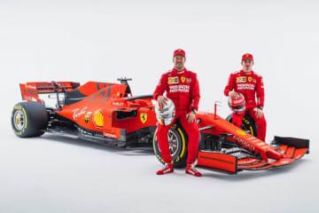 ベッテル「フェラーリは正しい道を進んでいる」。新車『SF90』でのタイトル争いに期待