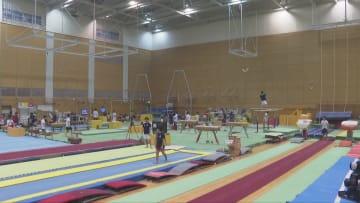 中日の男子体操チーム、東京で合同合宿 互いに学び五輪に備える