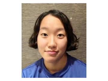 新野杏奈選手