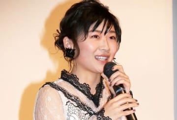 オムニバス映画「21世紀の女の子」の劇場公開記念舞台あいさつに出席した伊藤沙莉さん