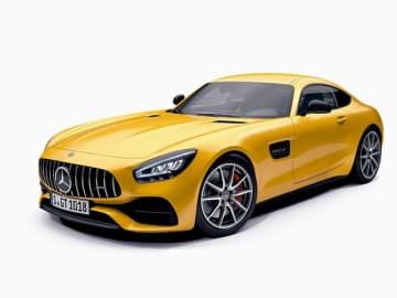 メルセデスAMG最強のレーシングスピリットと技術を凝縮したスパルタンともいえるスポーツカー「AMG GT」、写真はGT-Cで価格2202.0万円