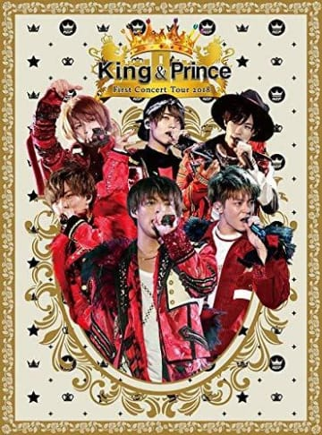 「King&Prince; First Concert Tour 2018」より