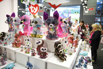 ニューヨーク国際玩具見本市2019が開幕