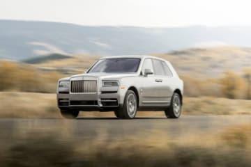 「ロールスロイス・カリナン」(画像: Rolls Royceの発表資料より)