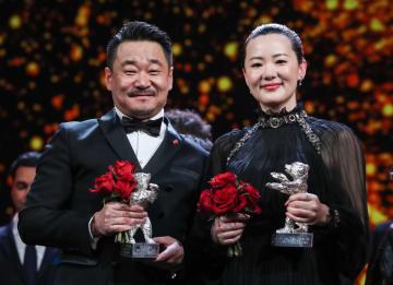 中国人俳優に銀熊賞 ベルリン国際映画祭