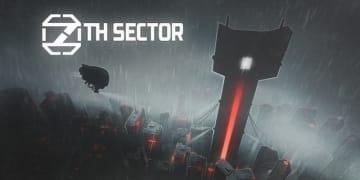 『35MM』開発者による新作サイバーパンクADV『7th Sector』Steamページ公開